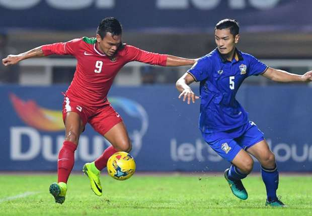 Ferdinand Sinaga Indonesia - Thailand Adison Promrak