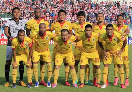FT: Sriwijaya 2-1 Persija