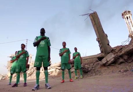 Klub Palestina Rayakan Gelar Di Tengah Konflik