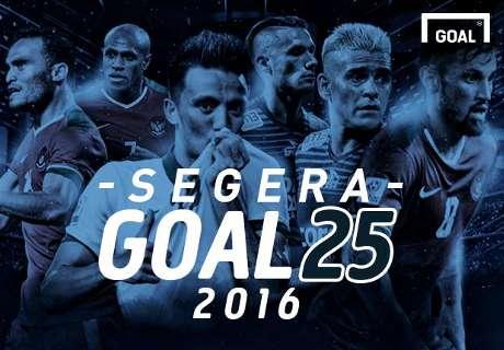Segera: Goal25!