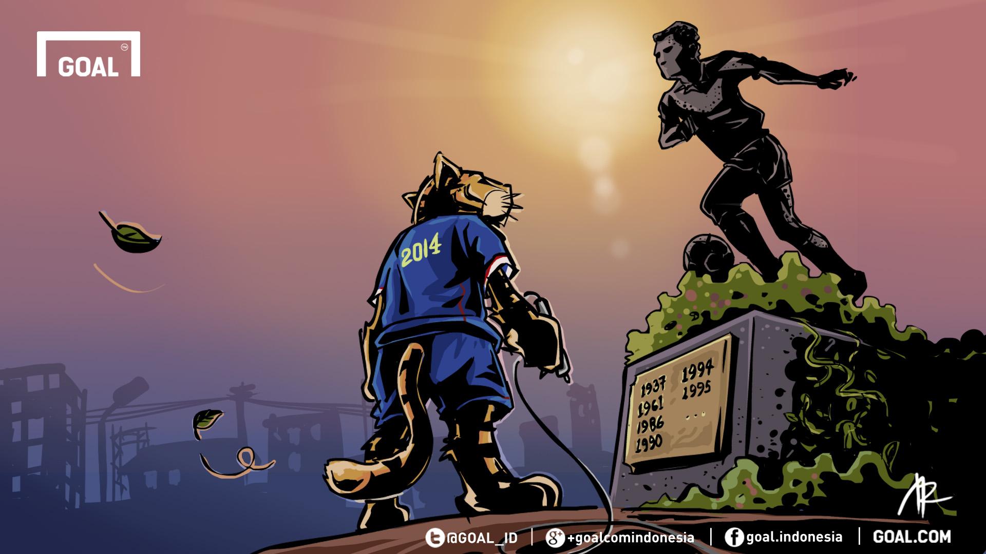 caricature - Persib, 19 tahun kemudian - Goal.com