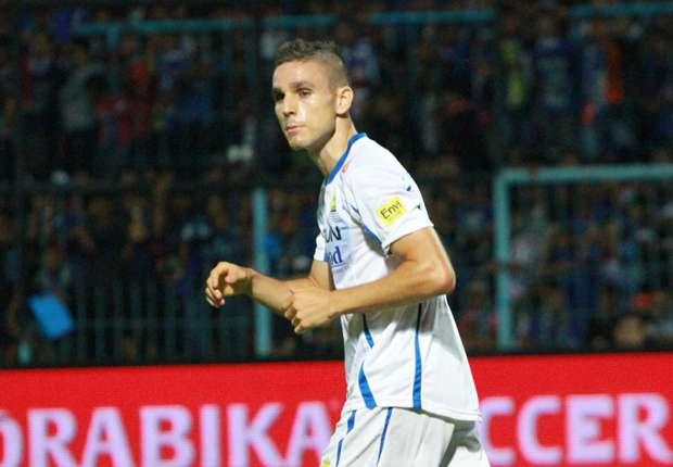 Kecintaan Diogo Ferreira terhadap sepakbola kembali tumbuh setelah bermain untuk Persib Bandung