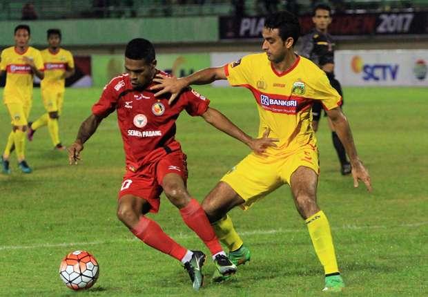 Semen Padang Bakal Jumpa Arema FC Di Semi Final