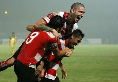 FT: Persija 0-3 Madura Utd