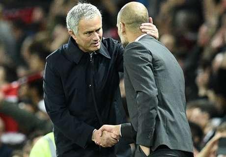 Mourinho y Guardiola han perdido la Premier
