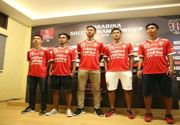 Bali United FC U-21 mengalami antiklimaks saat bertanding di final ISC U-21 2016