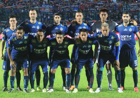 PREVIEW TSC 2016: Arema – Gresik United