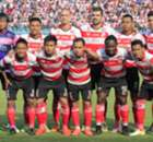 Persik Kediri Imbangi Madura United
