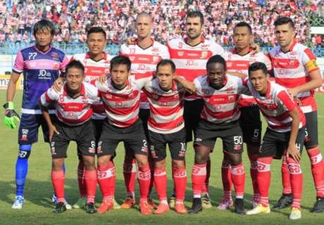 Madura United Hajar Perseru Serui