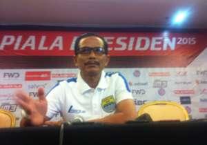 Djanur tetap ingin balas kekalahan dari PS TNI