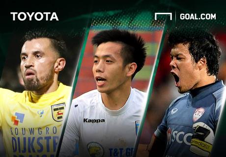 POLLING: Siapa Pemain Terbaik ASEAN Pekan Ini?