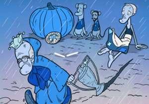 Hanya sembilan bulan setelah mencetak prestasi fenomenal menjuarai Liga Primer Inggris, dongeng indah Claudio Ranieri dan Leicester City harus berakhir pahit. Keterpurukan klub musim ini membuat sang manajer didepak dari King Power Stadium.