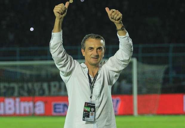 Seslija Sebut Arema Cronus Lebih Hebar Dari Madura United FC