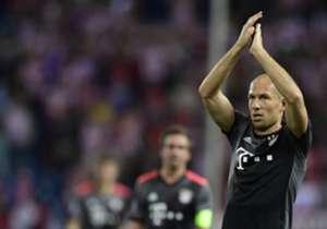 Arjen Robben spielt seit 2009 für Bayern München