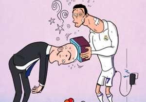 Usai menjalani 40 pertandingan tak terkalahkan di semua ajang, Real Madrid mendapat pukulan telak dengan menderita dua kekalahan secara beruntun. Cristiano Ronaldo sepertinya harus mengisi ulang tenaganya, sementara Zinedine Zidane musti memutar otakny...