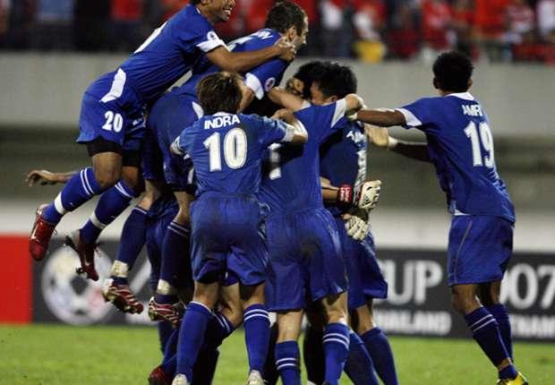 (PIC:Langkanya Adu Penalti Pada Semi-Final Piala AFF)