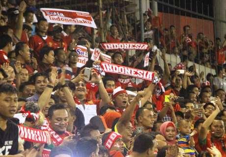 Peringkat FIFA Indonesia Kembali Naik