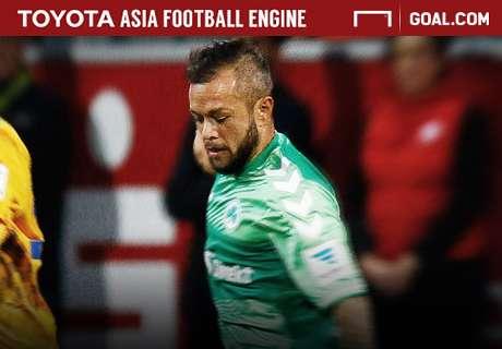 HASIL POLLING: Schrock Pemain Terbaik ASEAN Pekan Ini