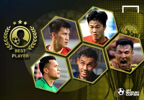 POLL: Best player of the AFF Suzuki Cup