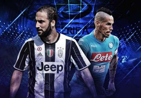 PREVIEW: Juventus - Napoli