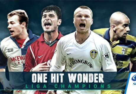 GALERI: One Hit Wonder Liga Champions