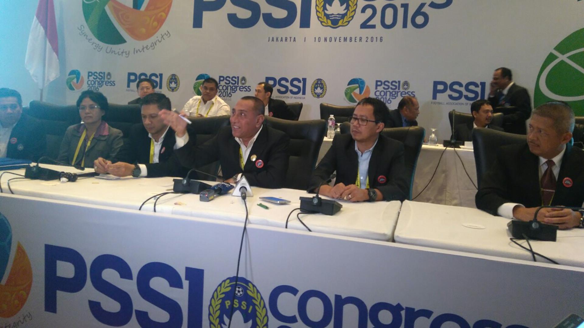 (PIC:Inilah Agenda Lengkap Kongres PSSI 2017)