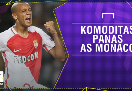 Komoditas Panas AS Monaco
