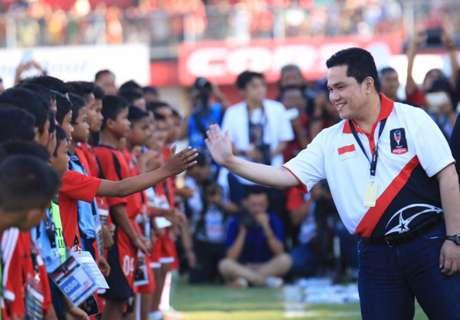 Panitia Piala Presiden 2015 Untung Rp1,5 Miliar