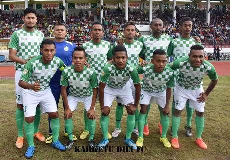 Karketu Dili FC Kembali Gagal Menang