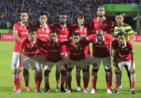 FT: PSM 0-1 Persija