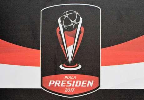 Hasil Undian Perempat-Final Piala Presiden
