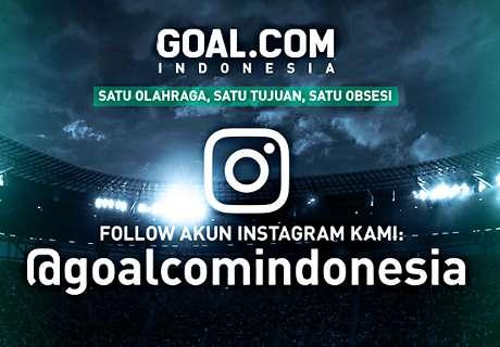 Follow Akun Instagram Resmi Goal Indonesia