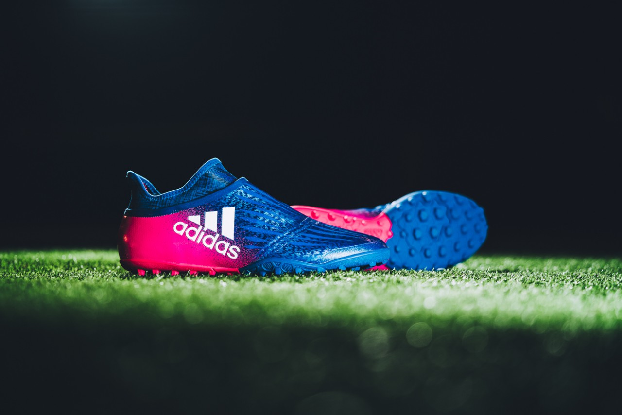 Andalan Baru Lionel Messi Adidas Luncurkan MESSI 16 Blue Blast