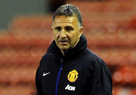 Manajer United U-23 Terima Pinangan Wigan