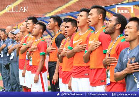 Menit Ke Menit: Timor Leste 0-1 Indonesia