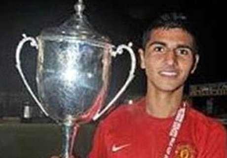Davide Petrucci Tinggalkan Manchester United