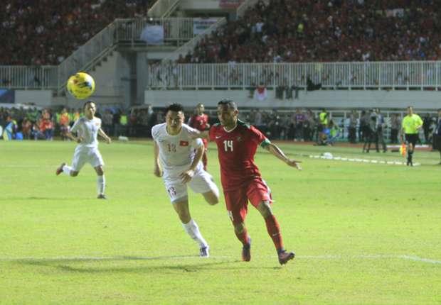 (PIC:Risky Pora : Jangan terlena dengan kemenangan atas Vietnam di leg pertama)