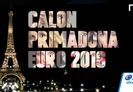 Calon Primadona Euro 2016