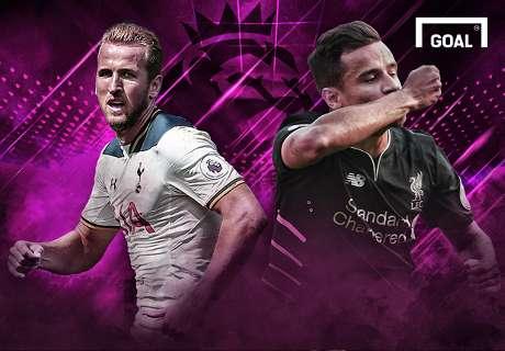 LIVE: Tottenham vs. Liverpool
