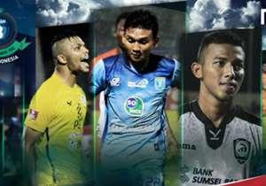 ISC A telah melewati pekan kedelapan. Goal Indonesia kembali memilih para pemain dan pelatih yang layak masuk susunan tim terbaik. Selamat menyimak!
