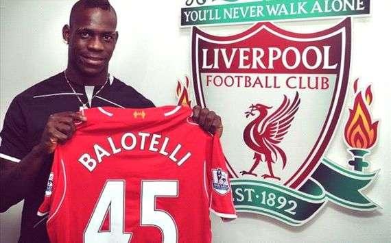 Si Bengis Balotelli Hengkang Ke Liverpool
