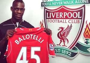 Mario Balotelli - Liverpool