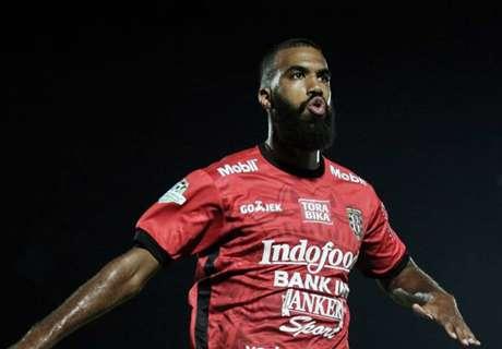 Comvalius Menangkan Bali United