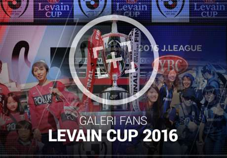 GALERI: Keceriaan Fans Di Final Levain Cup 2016