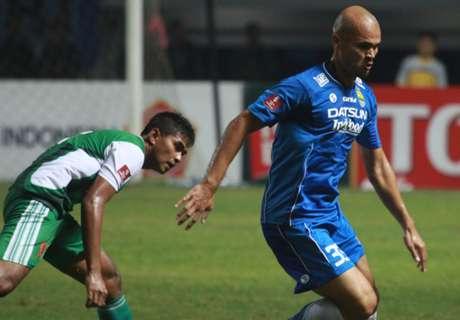 FT: Persib Bandung 4-0 PS TNI