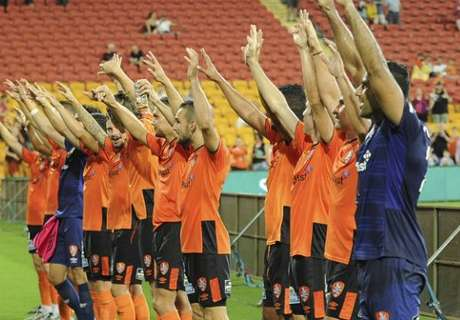 Grup Bakrie Tetap Jadi Pemilik Brisbane Roar