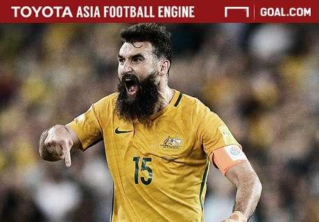 Jedinak Pemain Terbaik ASEAN Pekan Ini
