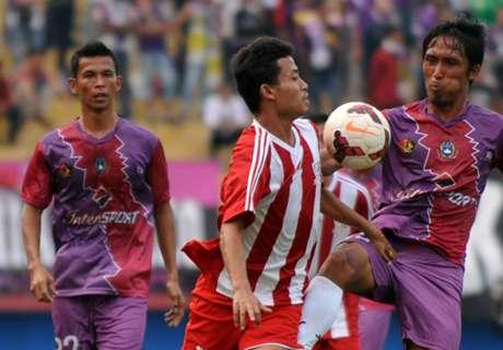 Diwarnai Aksi Mogok, Persik Sikat Laga FC