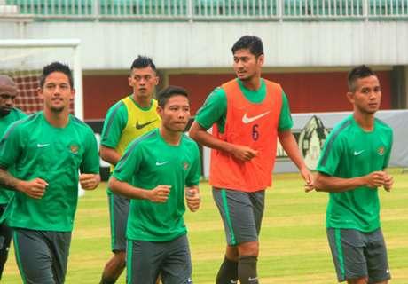 4 November, Timnas Indonesia Lawan Myanmar Di Yangon