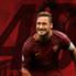 Ulang tahun ke-40 Totti jadi viral di dunia sepakbola.